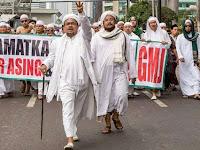 FPI Serukan Jihad, Habib Rizieq Pimpin Aksi 161 Kepung Mabes Polri Besok