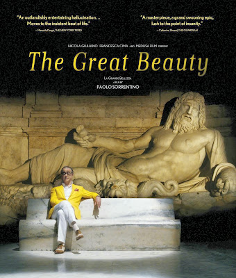 Poster Of Hollywood Film The Great Beauty (2013) In 300MB Compressed Size PC Movie Free Download At worldfree4u.com
