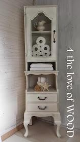 4 The Love Of Wood Shabby Tall Cabinet Custom Wood Working
