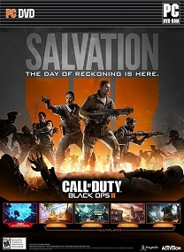 Download Call of Duty Black Ops III Salvation DLC Game Gratis