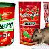 Anvisa proíbe venda de lote de extrato de tomate por conter pelo de rato