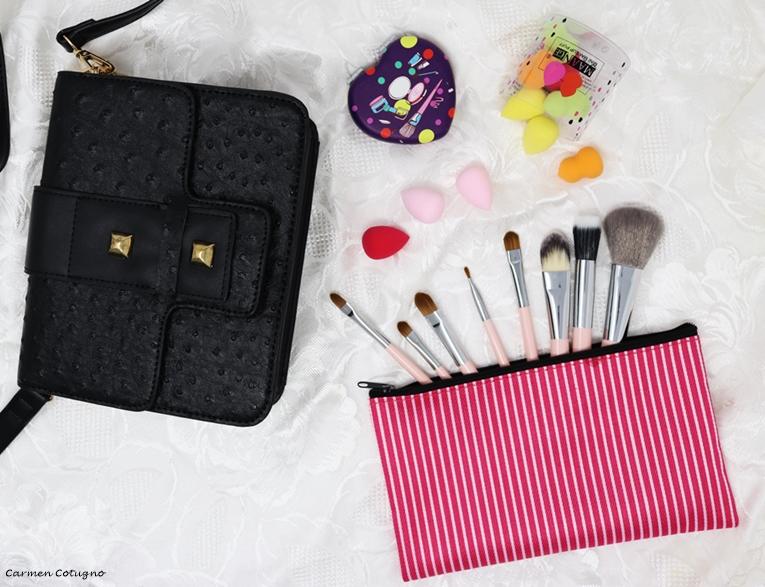 Shopping a basso costo su Zaful, nuova borsa e accessori beauty