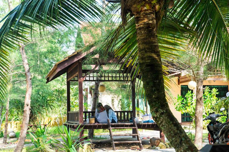 wakacje w Malezji, malezyjska plaża, plażowanie w Malezji