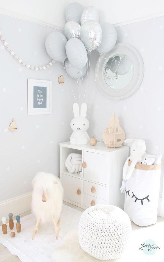 Idées déco chambre bébé