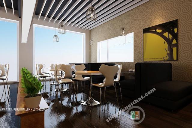 Những mẫu bàn ghế cafe độc đáo hiện nay 3