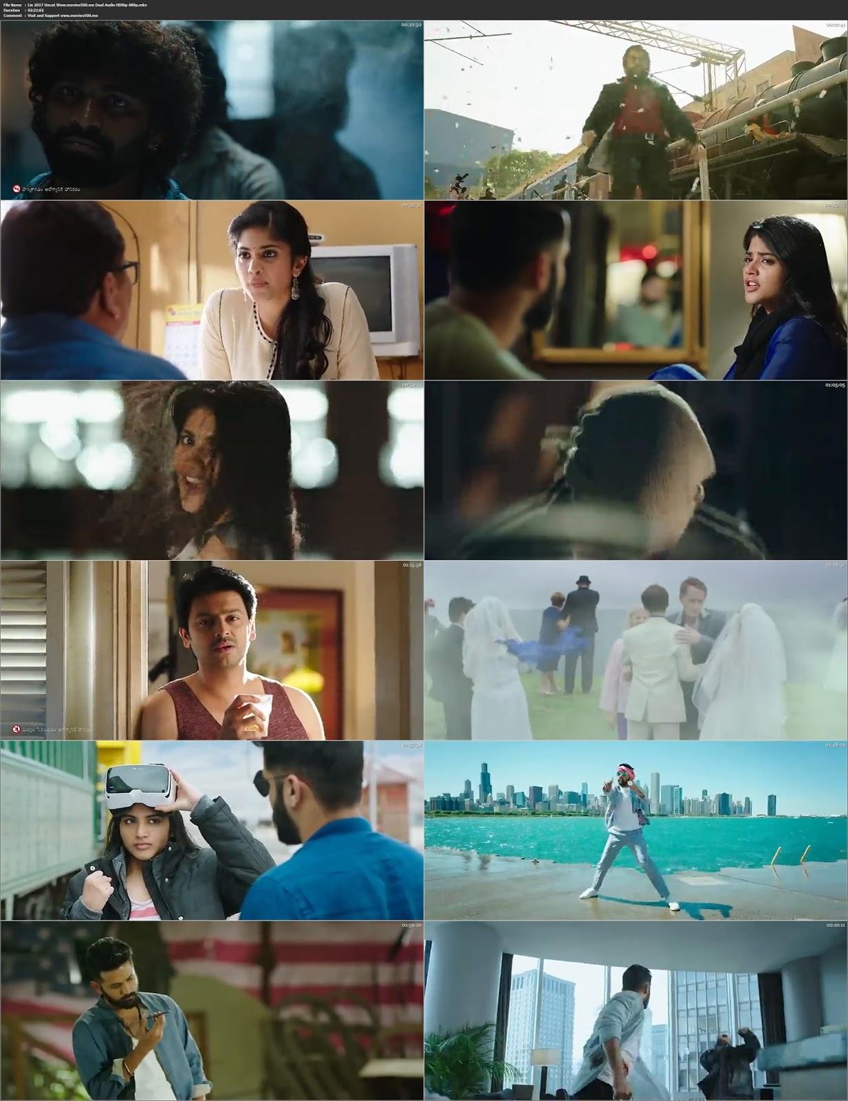 LIE 2017 Full Hindi Dubbed 400MB Movie HDRip 480p at movies500.me