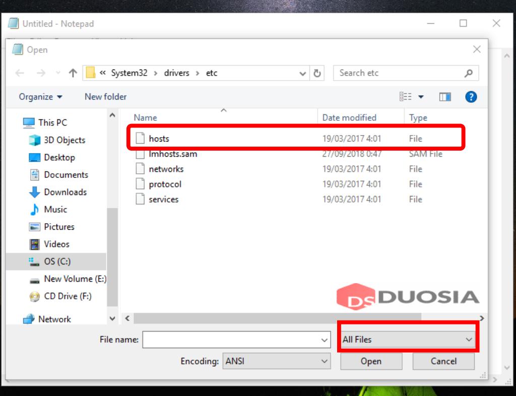 Cara Memblokir Situs Web Dengan Notepad
