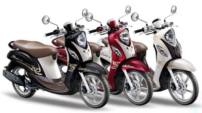 Spesifikasi lengkap dan harga Motor Yamaha New Fino 125 terbaru