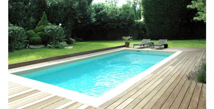Piscine en b ton arm for Realiser piscine beton