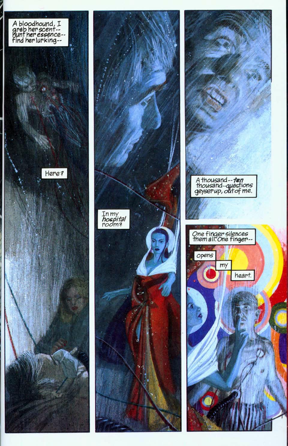 Read online Mercy comic -  Issue # Full - 57