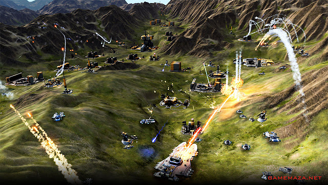 Ashes of the Singularity Gameplay Screenshot 5