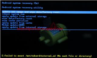 Cara Flash/Update TREQ 3G Basic 2 Tanpa PC Mudah