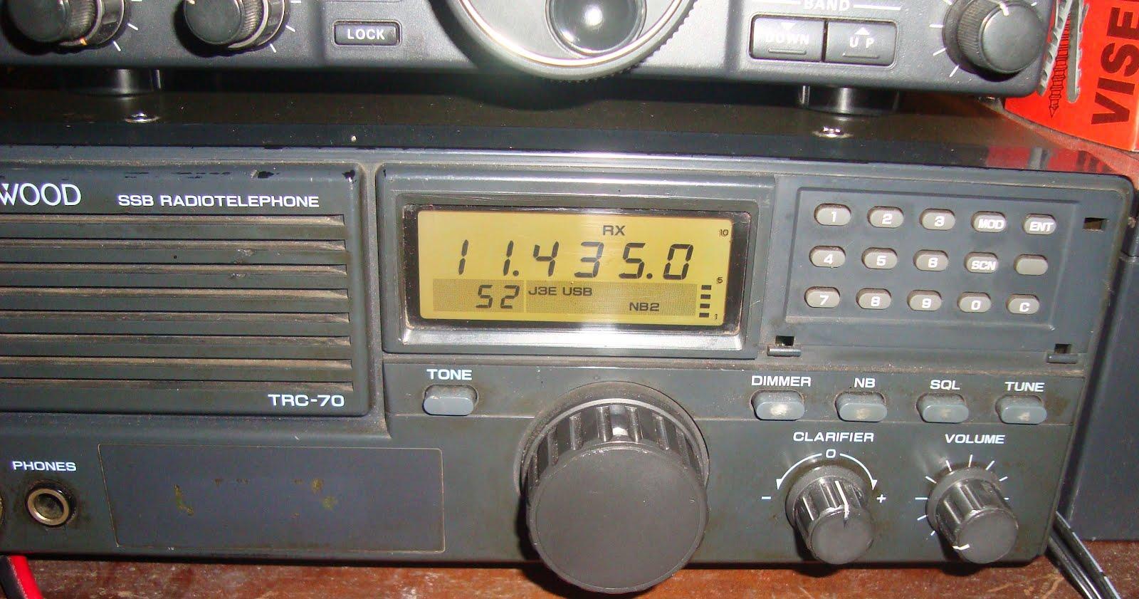 Kenwood TRC-70 HF ( Sold )