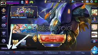 Cara Mengganti Kata² Quick Battleground Chat di Mobile Legends