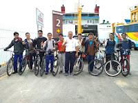 Bersepeda dari Lampung ke Monas, 10 Mahasiswa Dewan Dakwah Hadiri Reuni 212
