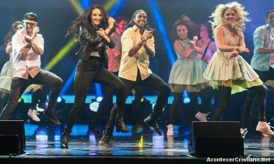 Hillsong de Londres baila el Gangnam Style en sus presentaciones