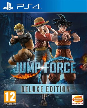 Jump Force Deluxe Edition Arabic