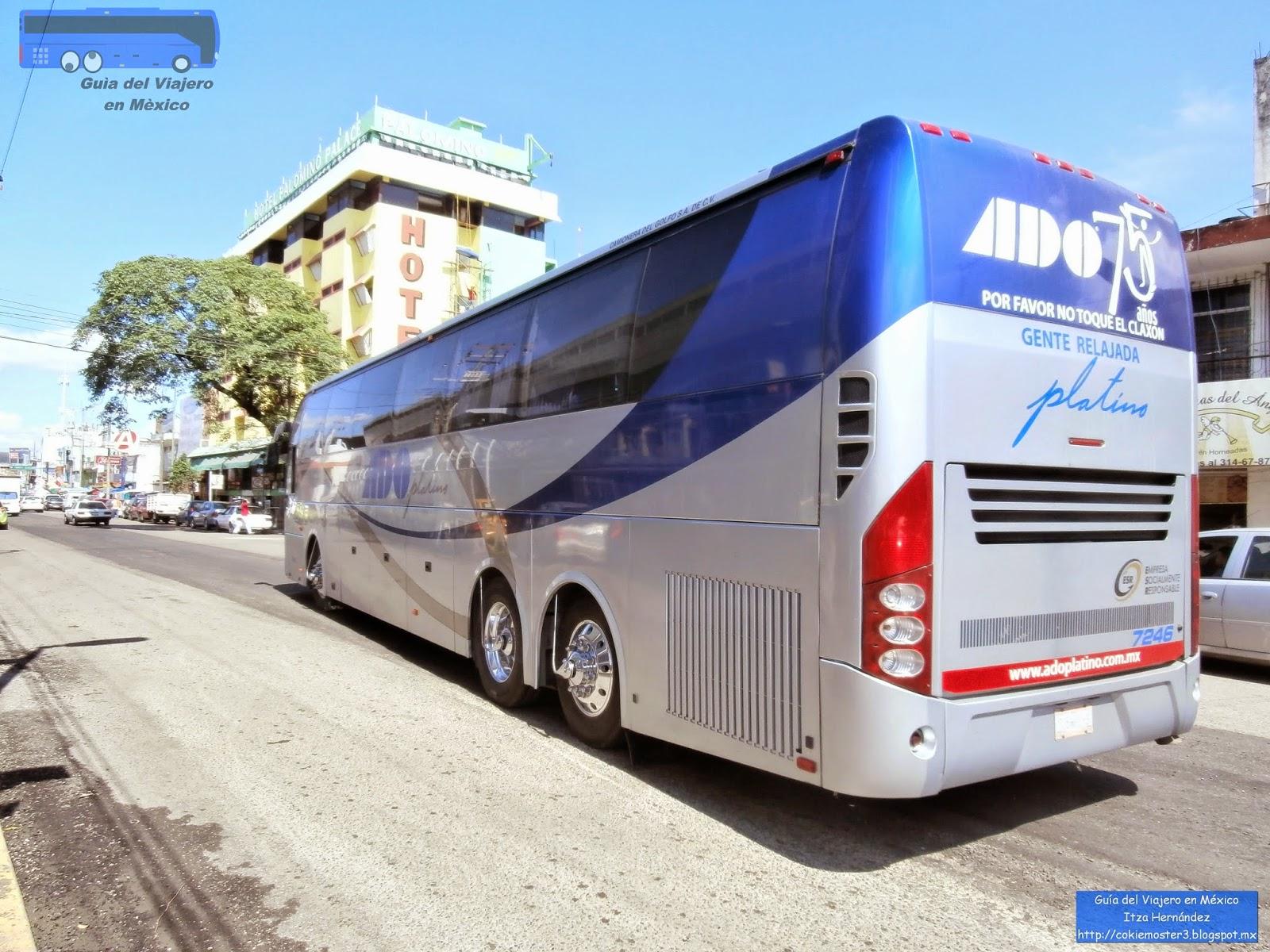 Ado Piso Wifi Wiring Diagram 4 Pin Mini Din Power Connections Guía Del Viajero En México Las Líneas De Autobús Lujo