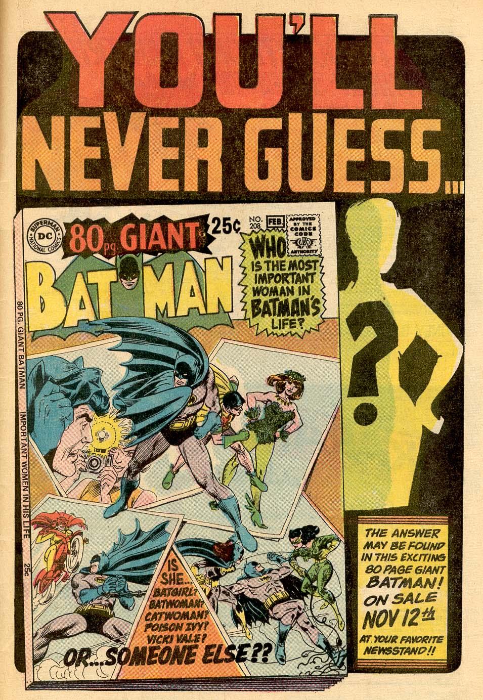 Detective Comics (1937) 383 Page 32