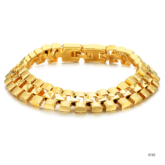 Gold Bracelets For Men | Indian Jewellery Online
