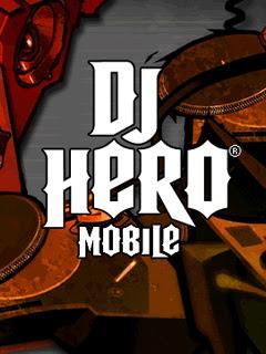 DJ Hero Mobile Java Game