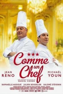 EL CHEF (Comme un chef) (2012) Ver online - Español latino
