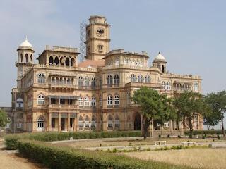Ranjit Vilas Palace Wankaner