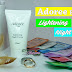 ADOREE PARIS LIGHTENING NIGHT CREAM X SETTER SPACE (SP. REVIEW)