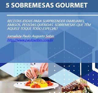 Baixe gratuitamente 5 Receitas Gourmet incríveis - gratuitamente