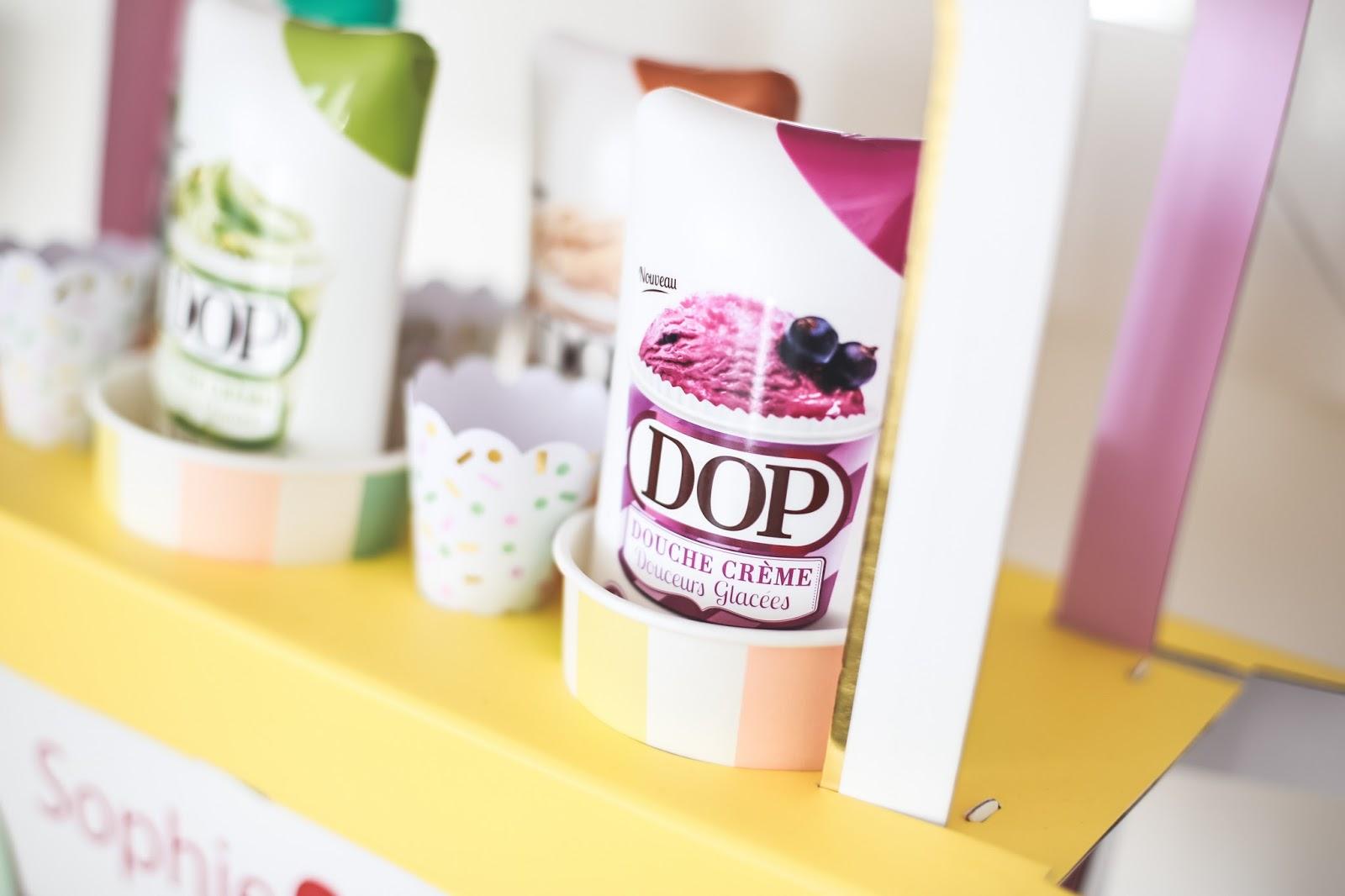nouveautés Douche Crème Douceurs Glacées dop