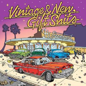 Hi-Standard - Vintage & New, Gift Shits EP (2016)