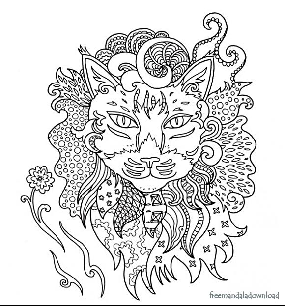 Malvorlagen Mandala Kostenlos Pdf Free Mandala