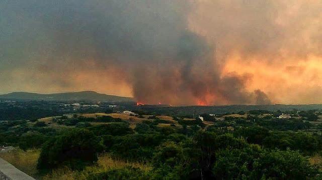 47 φωτιές σε ένα 24ωρο - Μάχη με τις φλόγες σε Ιωάννινα, Πρέβεζα, Αμφιλοχία, Ζάκυνθο