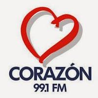 Radio Corazon 99.1 FM Señal en Vivo