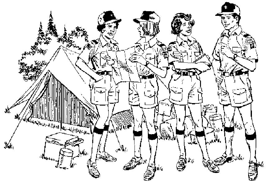 Akelas Council Cub Scout Leader Training Cub Scout Clipart Graphics 2