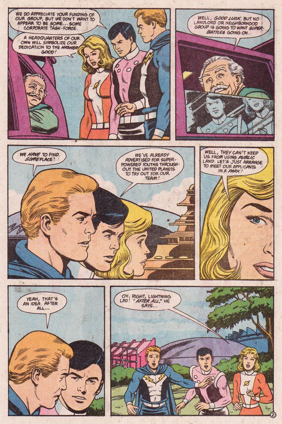 Read online Secret Origins (1986) comic -  Issue #46 - 28