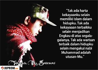 Kata Mutiara Thufail Al-Ghifari