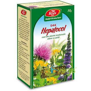 Hepatocol ceai sau capsule este bun pentru ficat si vezica biliara