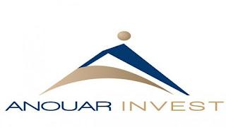 AnouarInvest recrute un chef d'agence commerciale, de formation supérieure dans le commercial / la vente et une expérience confirmée dans le même poste spécialement  dans la distribution des produits laitiers