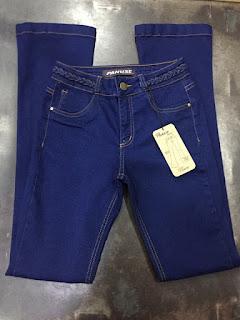 Revenda de jeans