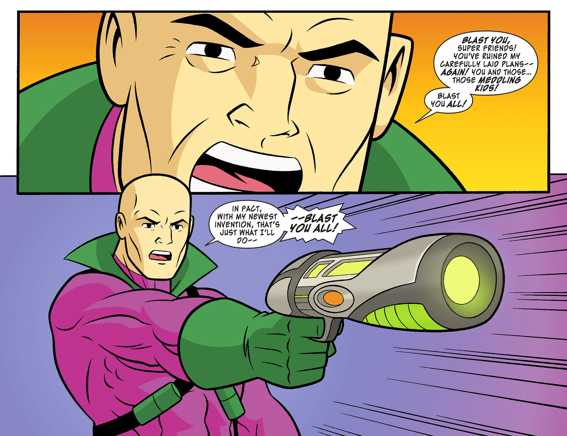 Read online Scooby-Doo! Team-Up comic -  Issue #12 - 20