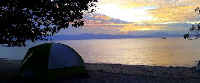 Sunrise at Pacman Beach Resort Complex