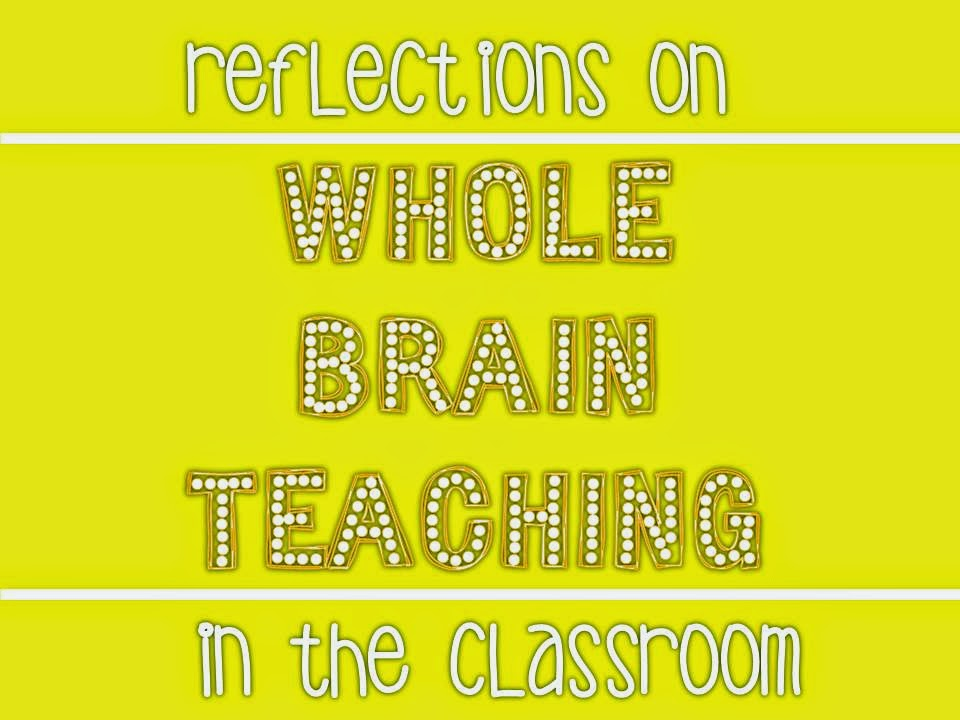 Little Leaps of Learning: Reflections on Whole Brain Teaching - Part 1