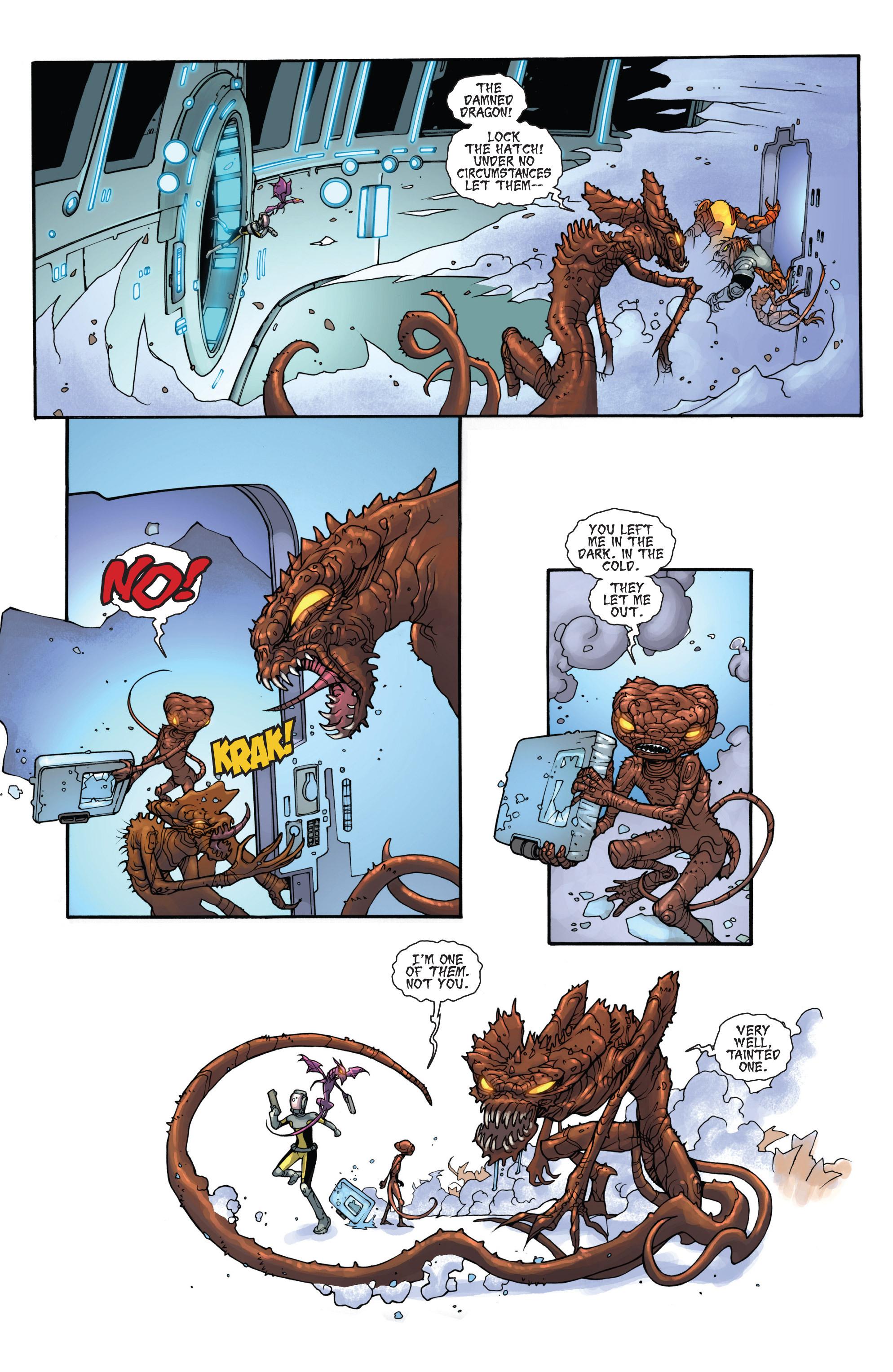 Read online Astonishing X-Men (2004) comic -  Issue #40 - 21