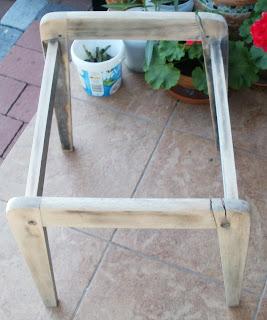 krzesło aga renowacja krok po kroku