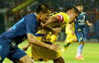 Persib Bandung vs PS Polri 3-1