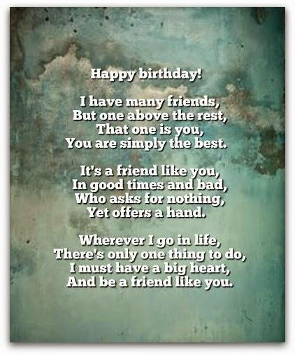 Happy Birthday: Birthday Poems