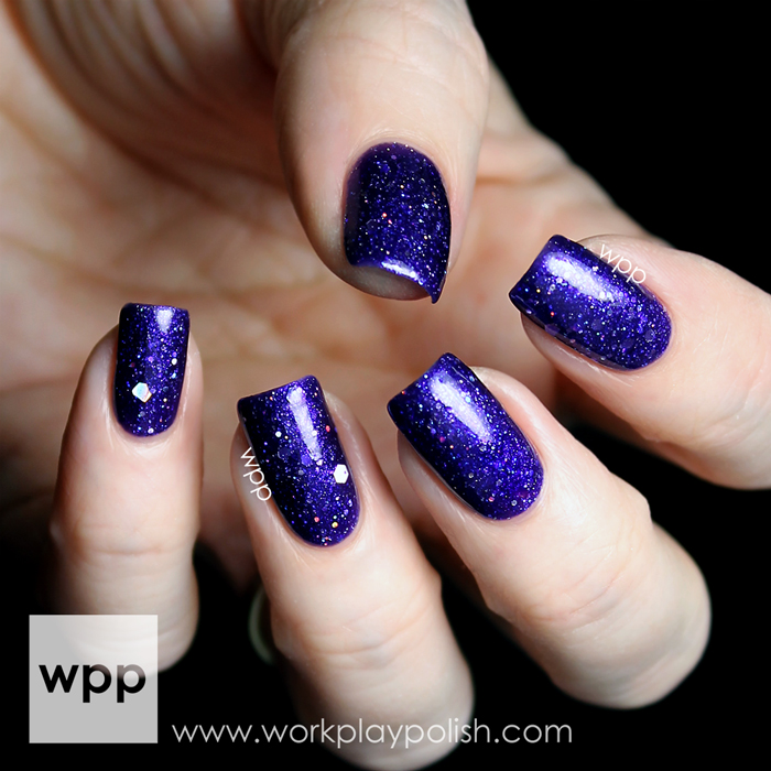 GLAM Polish Spectral from the Supernatural Collection