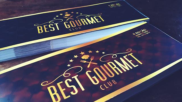 """Concurso """"Best Gourmet"""""""