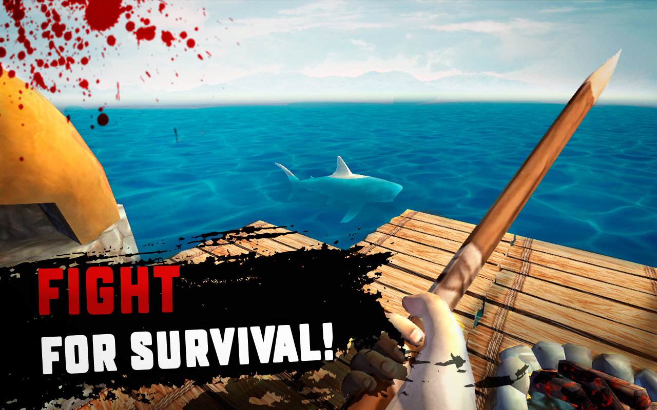 RAF Original Survival Game MOD APK